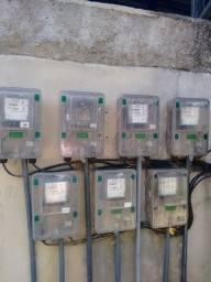 eletricista credenciado - aceito seu cartão - instalo postes