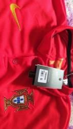 Camisa seleção de portugual