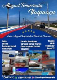 Aluguel temporada Itaipuaçu/Maricá