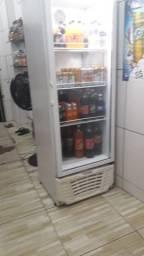 Vendo um refrigerador sem novo