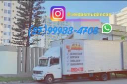 Disk Fretes e mudanças caminhão baú local e todo o Brasil