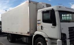 Caminhão Baú (ENTRADA+BOLETO)