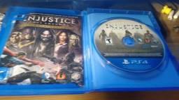 jogo de ps4 Injustice