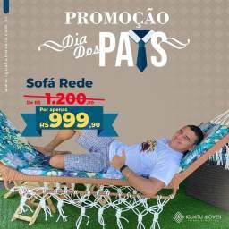 Promoção ,sofá Rede
