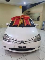 Etios xs sedan 1.5 aut 2017