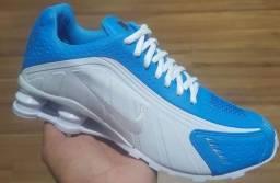 Tênis Tenis Nike Shox Lançamento Varias Cores(Leia com Atenção)