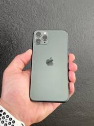 iPhone 11 Pro 64gb green em ótimo estado
