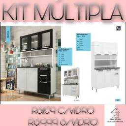 Kit armário de cozinha múltipla 999