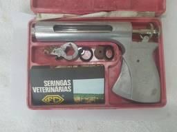Pistola veterinária