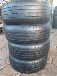 4 pneus aro 16 Bridgestone 205/55/16
