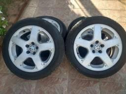 Rodas aro 16 com pneus