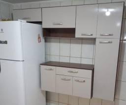 Armário de cozinha completa barata helisa