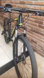 """Bike Oggi Hacker HDS aro29, quadro tam19 """"estado de nova"""""""