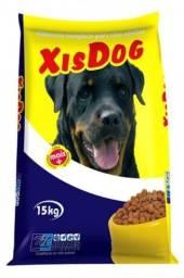 Ração cachorro xisdog e dogrei 15kg