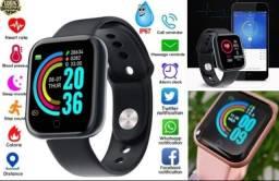 Relógio Y68 D20 Smart Watch <br>Aceito cartão<br>
