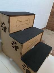 Escadinha de cachorro