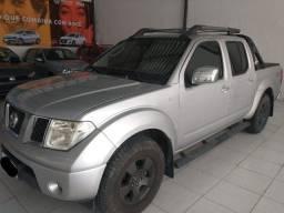 Frontier 2.5 LE 4x4 CD Turbo Diesel 2012 - Blindada -  Rafael Cardoso