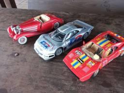 Miniatura Mercedes Ferrari