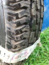 2 pneus Tornel  235/75/15 ... novos