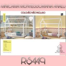 Mini cama montessoriana analu 449