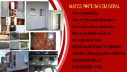 MATOS PINTURAS EM GERAL