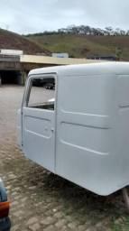Cabine Caminhão Volvo NL Janelão
