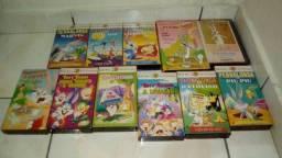 VHS Pernalonga e Tiny Toon