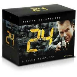 Box DVD 24 Horas