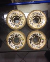 Roda de skate bones