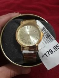 Relógio novo original com nota e garantia