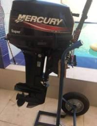 Motor mercury - 2018