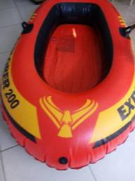 Bote inflavel