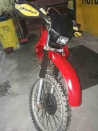 vendo motos de leilão - 2001