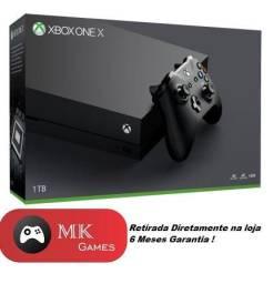 Xbox one X- Pronta entrega Lacrado- Loja Fisica