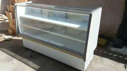 Balcão de amostras /*refrigerado