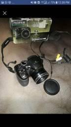 Câmera fotográfica semi profissional nova