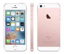 Iphone 5 se rose 128gb zero