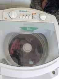 Vendo ou troco máquina de lavar roupa 10kg consul