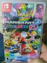 Mário kart 8 deluxe - switch