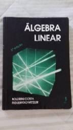 Livro Álgebra Linear - Boldrini