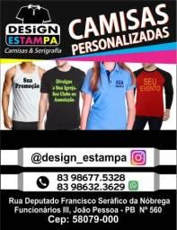 Fardamentos profissionais e camisas eventos