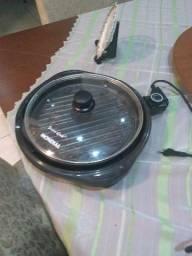 Smart grill Mondial 90 reais