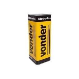 Eletrodo para solda Elétrica E6013 2,5mm Vonder