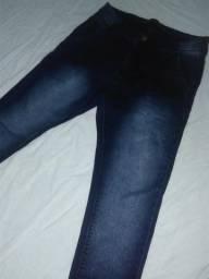 Calças Tamanho 42 - Novas com Laycra