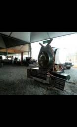 Fabricação de pulverizador agrícola para trator