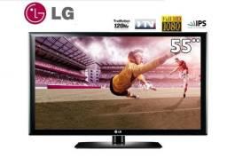 """TV LG 55"""" Full HD (Tela Gigante)"""