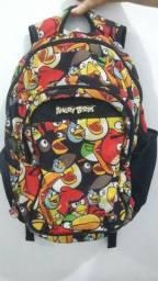 Mochila Escolar - Angry Birds