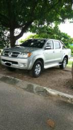Toyota Hillux toda nova (79) 9 8818-9984 - 2006