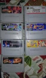 Vendo /troco super Nintendo originais