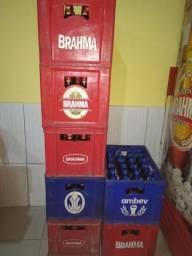 Vendo Caixas de Cerveja 600ml